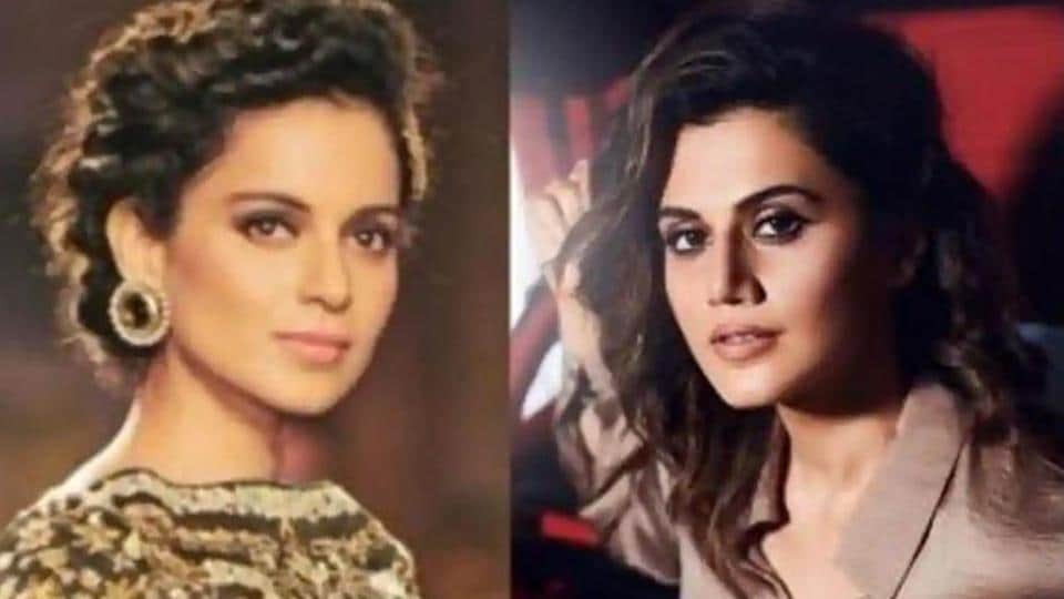 Kangana Ranaut and Taapsee Pannu have been involved in a longstanding feud.