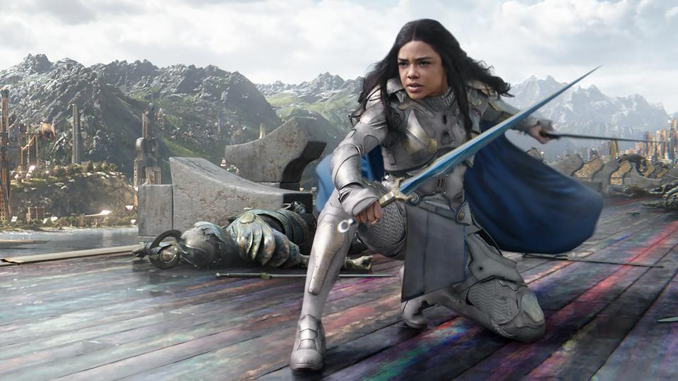 After Anthony Mackie's disparaging comments on Marvel, Thor actor Tessa Thompson opens up about MCU's future