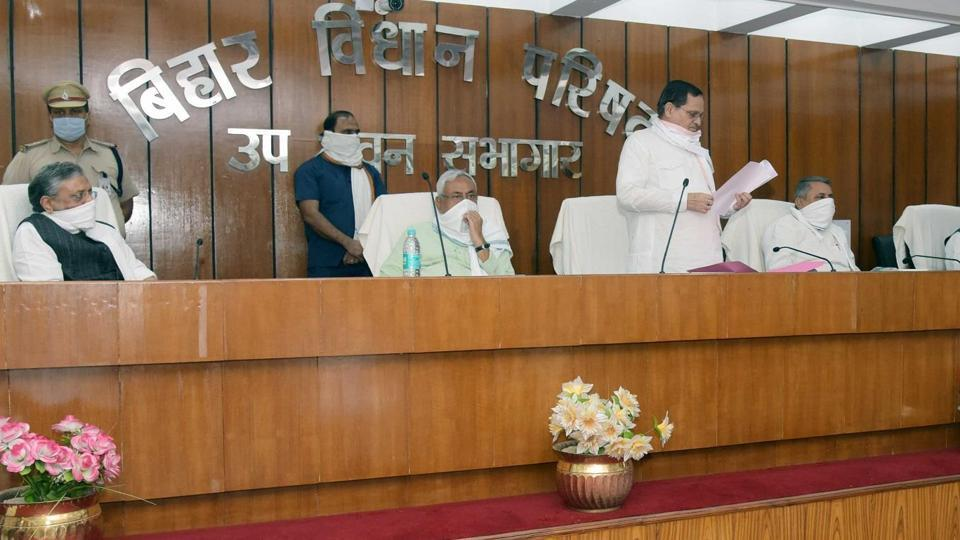 The chief minister had met the senior BJP functionary at least twice during the last 10 days, the last being on July 1 during the swearing-in ceremony of nine MLCs at the Bihar Legislative Council.