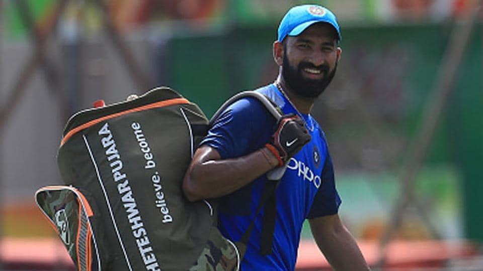 File image of India batsman Cheteshwar Pujara.