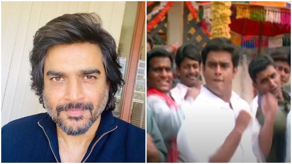 R Madhavan played a cook in Nala Damayanthi.