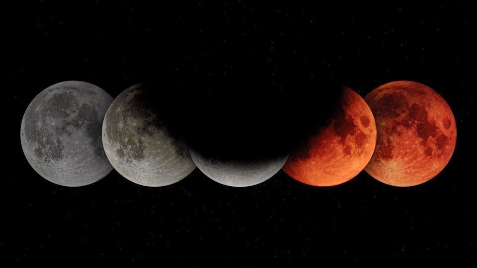 Penumbral Lunar Eclipse. (Representational)