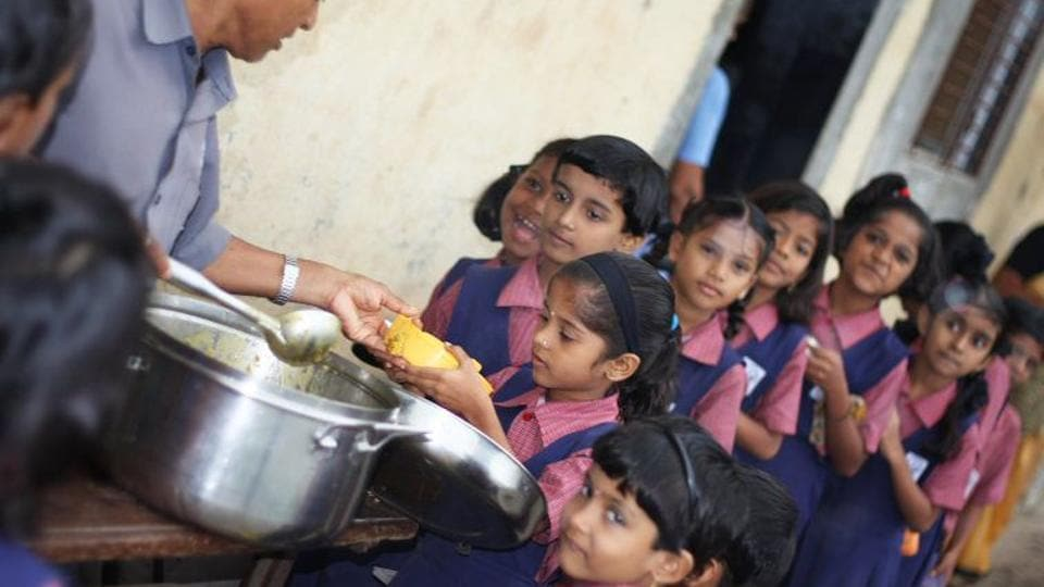 The mid-day meal scheme, which aims to provide food security to children from economically weaker families and increase enrolment in public schools, is channelised through state governments.