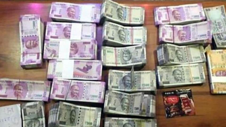 The anti-corruption bureau has booked a senior Rajasthan cop for seeking Rs 2 crore as bribe.