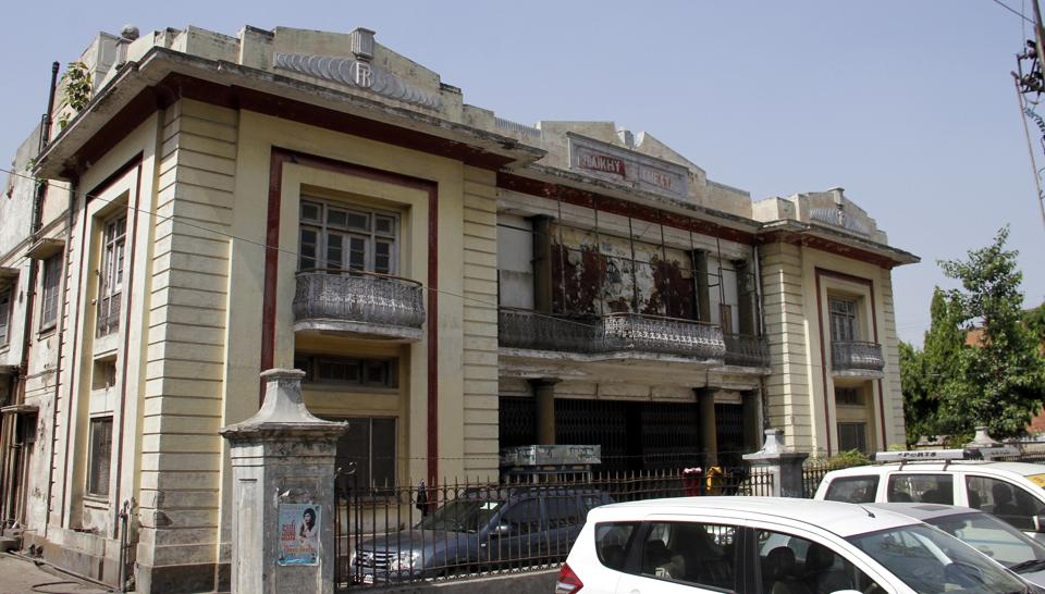 The theatre had come up in Ludhiana in 1933.