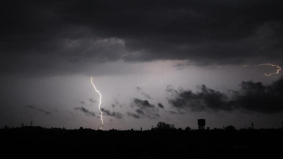 Most of the people killed in lightning strikes are either farmers or labourers tilling the field during the thunderstorm.