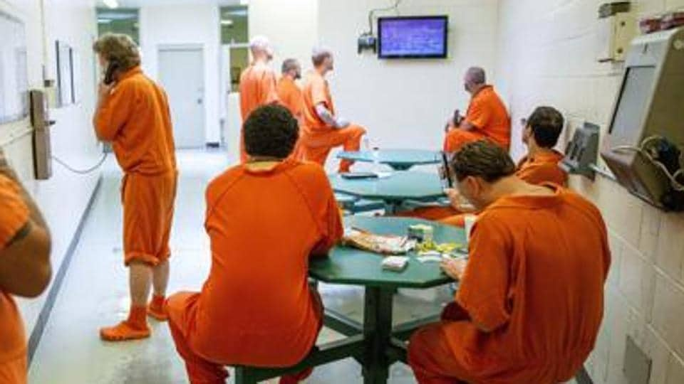 Of those, at least 35,796 have recovered, and at least 616 inmates have died, the data showed.