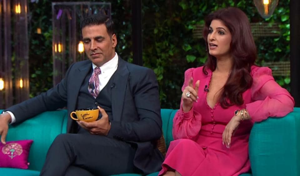 When Akshay Kumar forgot Twinkle Khanna's birthday, so she made him purchase her an enormous diamond