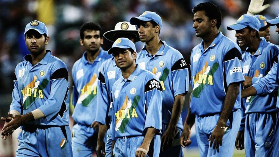 Tea India in 2003 World Cup
