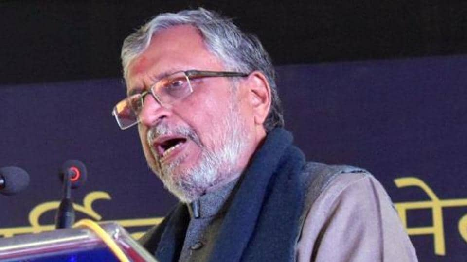Bihar deputy chief minister Sushil Kumar Modi was among several high profile people to have come in contact with a BJPMLC, who tested positive for coronavirus.