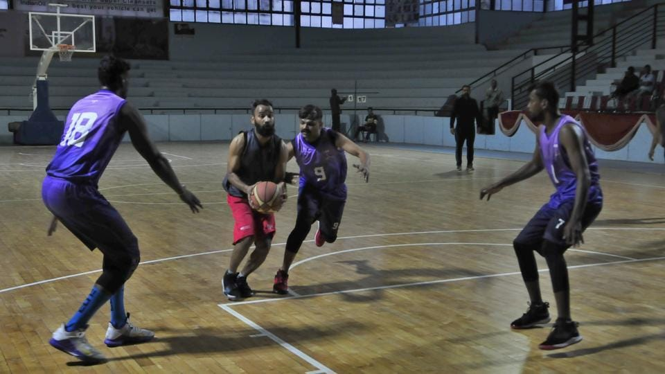 Need for a basketball league in India: National team captain Vishesh Bhriguvanshi