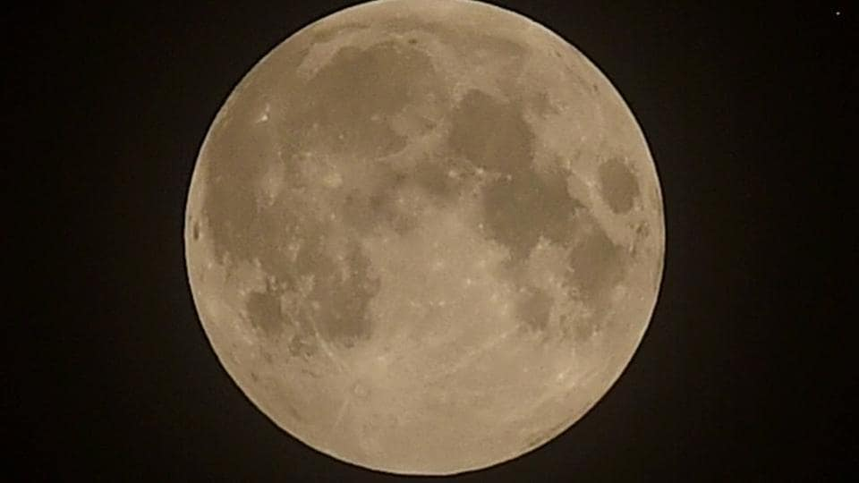 A penumbral lunar eclipse occurs when the moon travels through the faint penumbral portion of the earth's shadow.