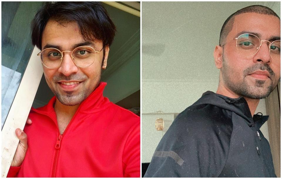 Jitendra Kumar shared a picture of his quarantine haircut gone wrong.