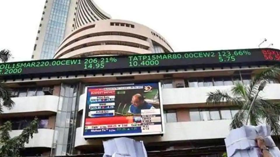 Markets opened in green on Monday