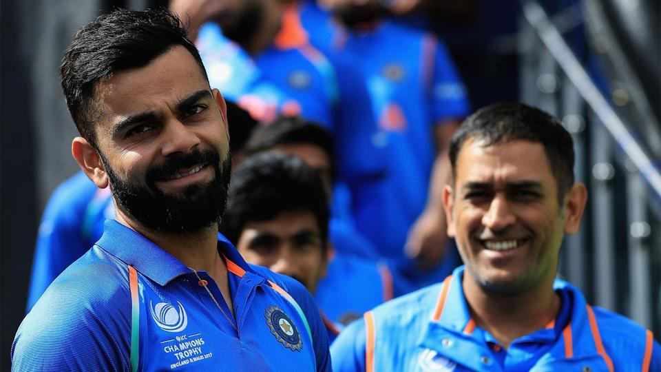 Virat Kohli and MS Dhoni have been two of India's most successful captains.