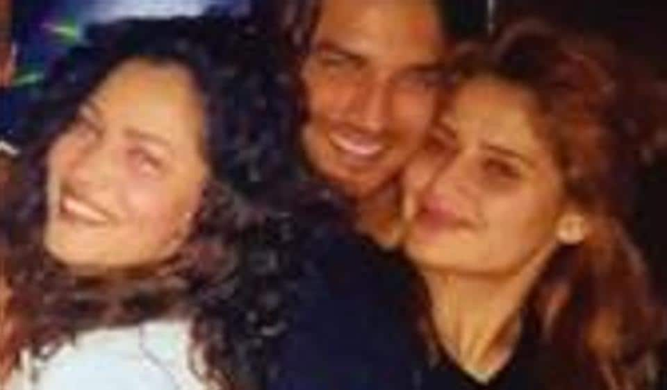 Ankita Lokhande, Sushant Singh Rajput and Arti Singh during happier times.