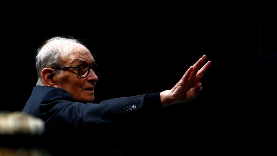 Italian composer Ennio Morricone has died at the age of 91.