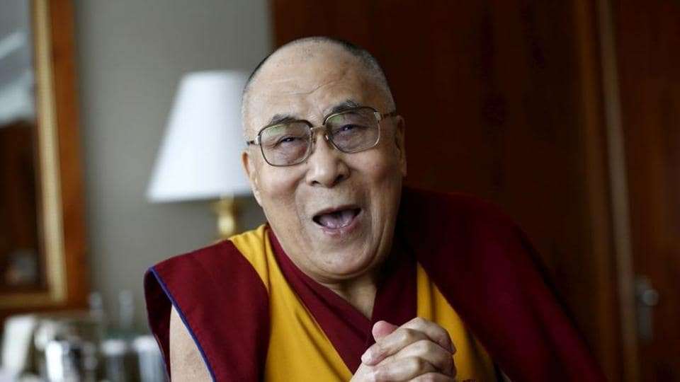 The Dalai Lama is a symbol of an oppressed community which had to flee its homeland because of China's territorial aggression