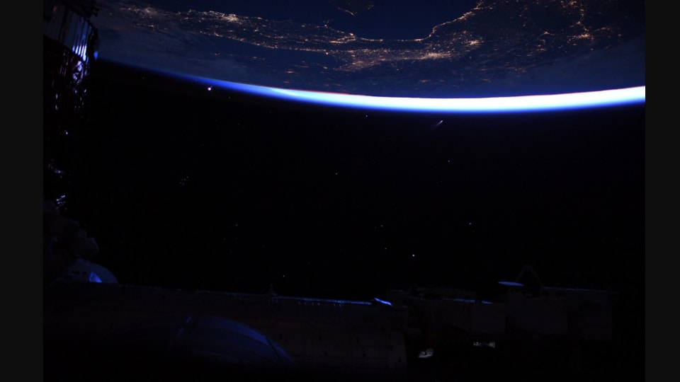 'Fireworks' in area: Astronaut shares unbelievable photos of Comet NEOWISE