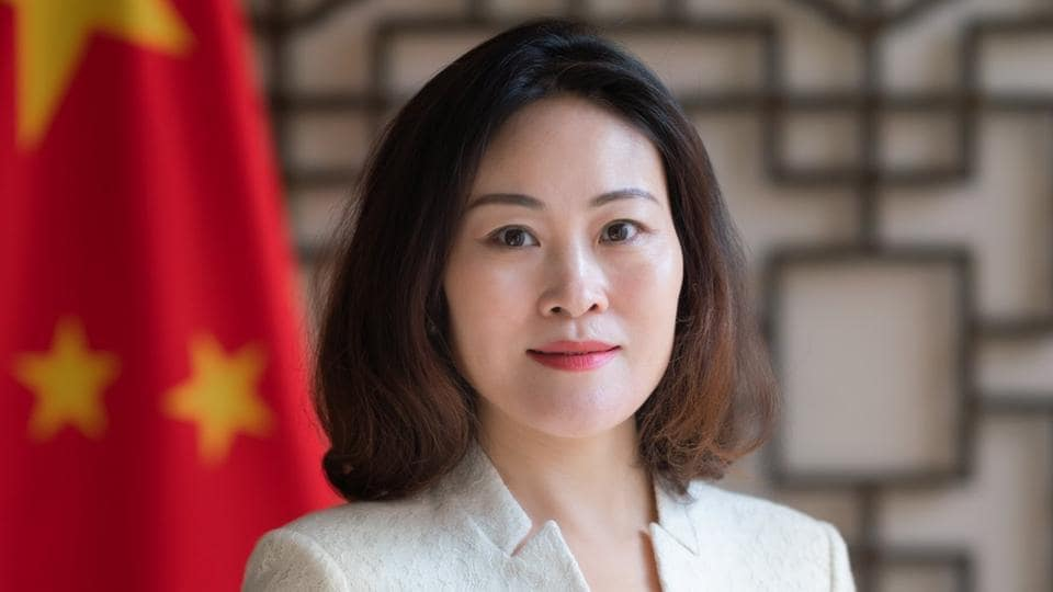 China's ambassador Hou Yanqi has stepped up efforts to prevent Nepal PM KPSharma Oli from falling and splitting the Nepal Communist Party