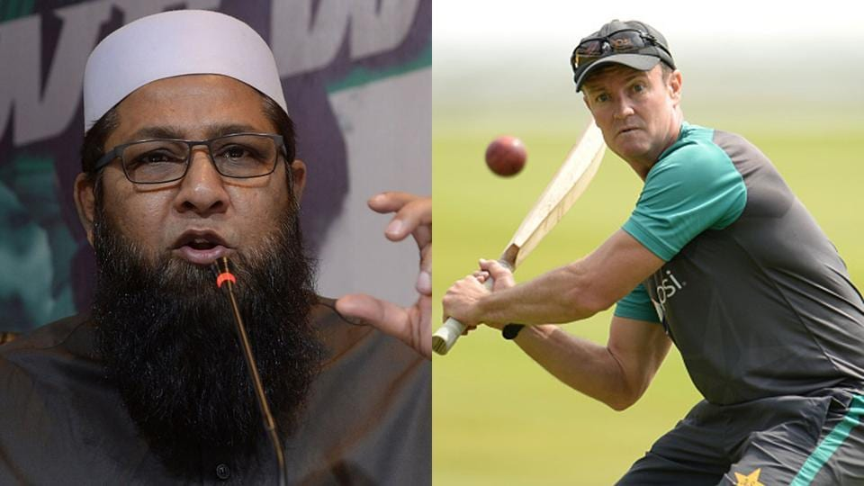 Inzamam-Ul-Haq is suprised at Grant  Flower's claims regarding Younis Khan.