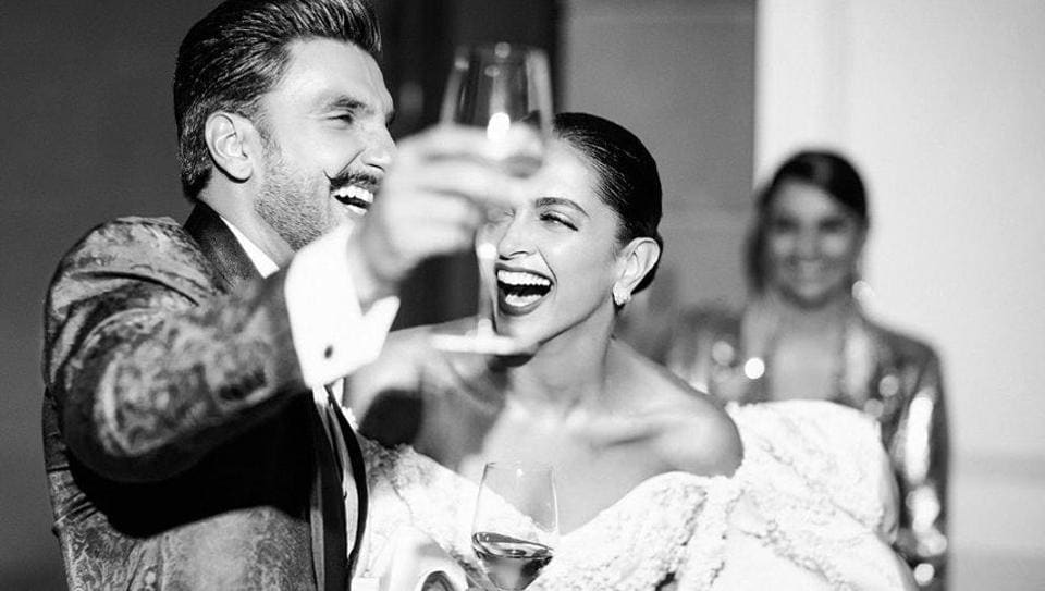 Deepika Padukone shares a throwback party picture to wish Ranveer Singh on his 35th birthday.