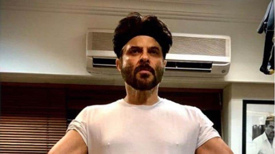 Anil Kapoor says he has never been fitter.