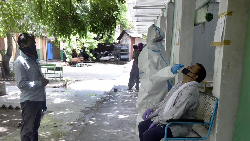 Overall, the country added 22,310 cases and 472 deaths on Monday. The country has now had 719,594 infections and 20,172 deaths.