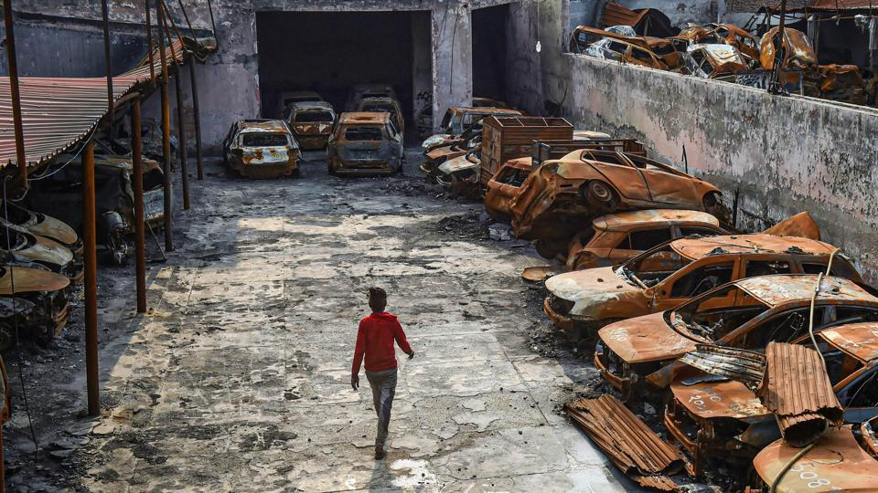 The Delhi Police have filed around 750 FIRs in connection with the riots between Hindus and Muslims that killed 53 persons and left 400 others wounded over four days (February 23-26).