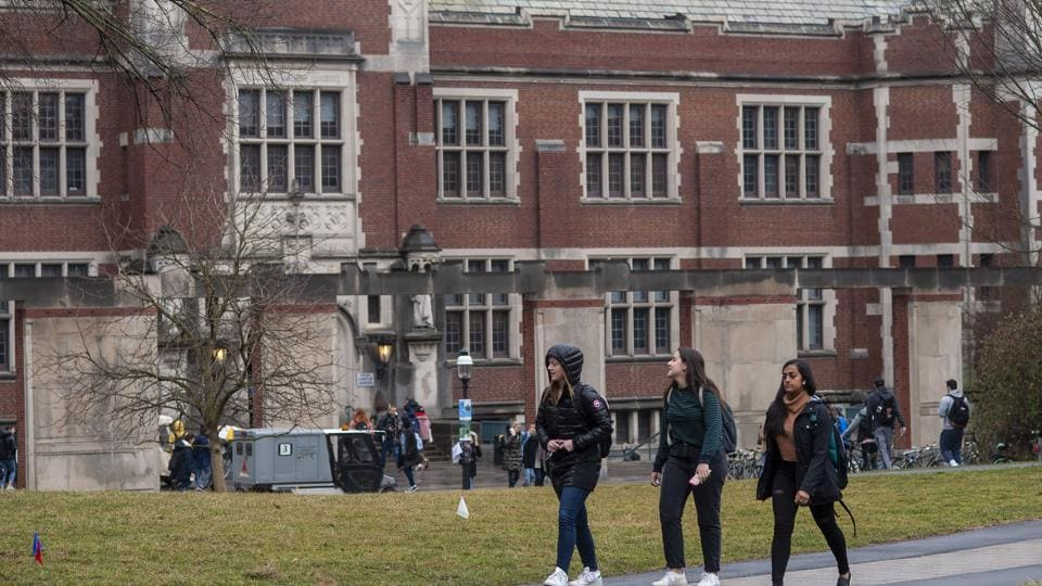 """Students in such programs """"must depart the country or take other measures, such as transferring to a school with in-person instruction to remain in lawful status,"""" US Immigration and Custom Enforcement  said."""