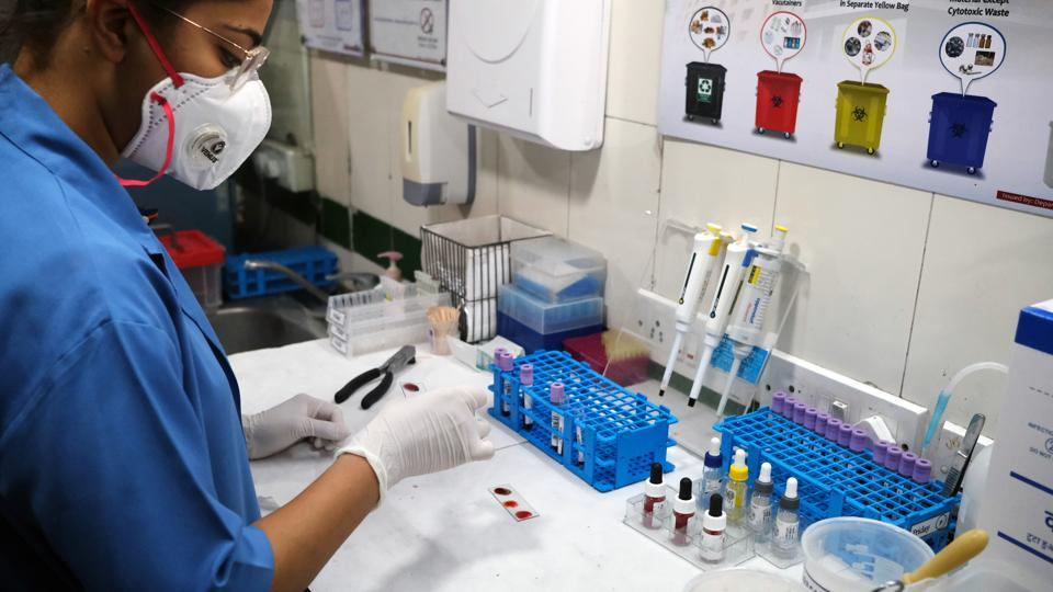 India should aim for 50 million tests (which would mean testing a little less than 4% of the population).