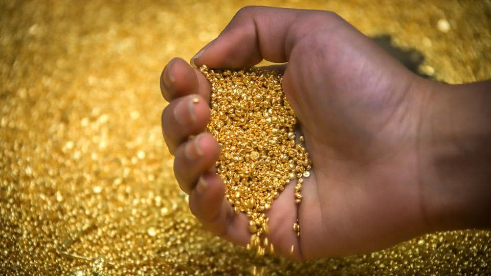 Customs officials at the airport in Thiruvananthapuram seized a diplomatic bag addressed to the UAE consulate on Friday after getting a tip-off that it was being used to smuggle gold.