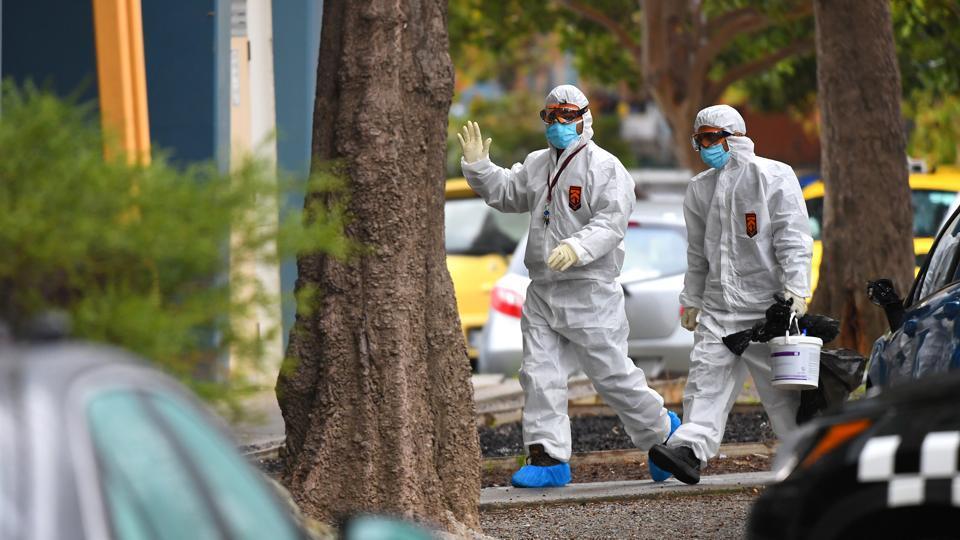 Melbourne Australia's second-largest city re-enters 6-week virus lockdown