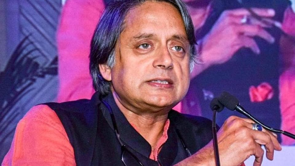 Congress MP Shashi Tharoor had used PM Modi's old tweets even earlier to question government's stance on Chinese aggression.