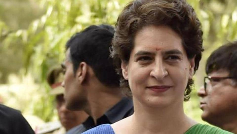 Congress General Secretary Priyanka Gandhi Vadra  has questioned the efficacy of the Home Department of Uttar Pradesh.
