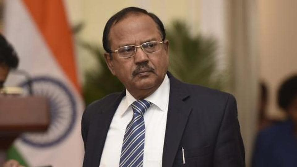 The government sources said that NSAAjit Doval talked to Chinese counterpart make the Chinese agree to begin the process of disengagement.