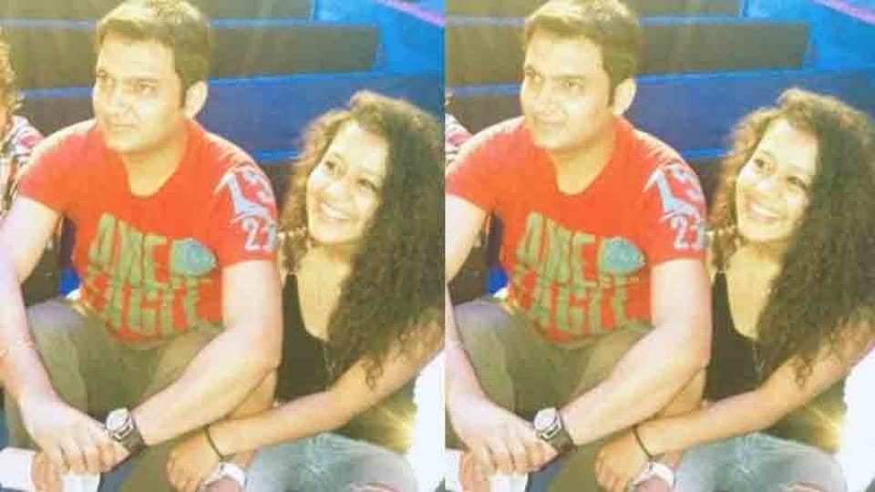 Kapil Sharma shared a throwback picture with Neha Kakkar.