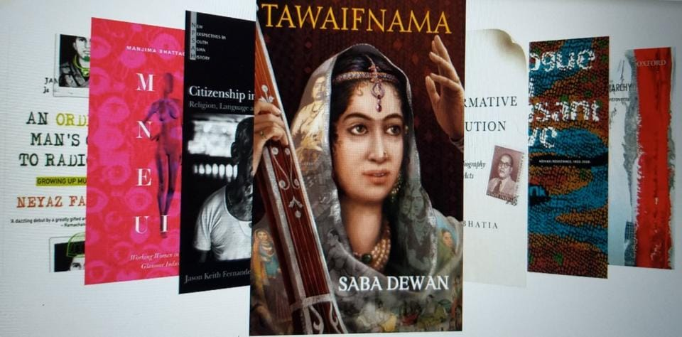 A range of serious titles has emerged from the work of New India Foundation Fellows.