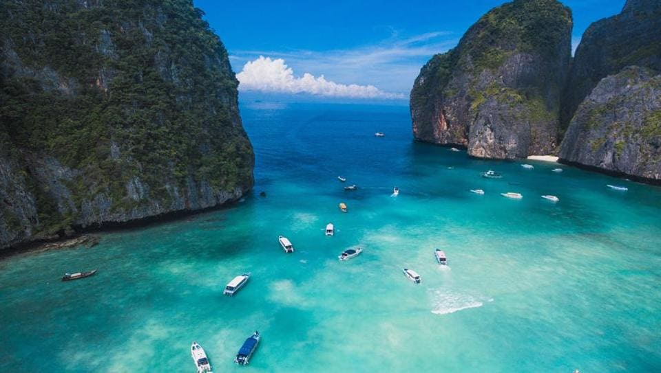 Tourism, mainly international visitors, is crucial to Thailand's economy. (Representational Image)