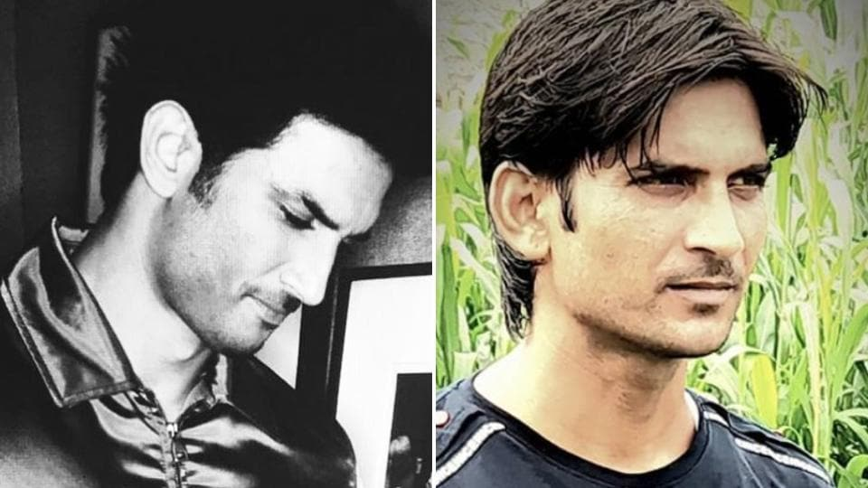 Internet found a man named Sachin Tiwari on social media with an uncanny resemblance with the late actor Sushant SinghRajput.