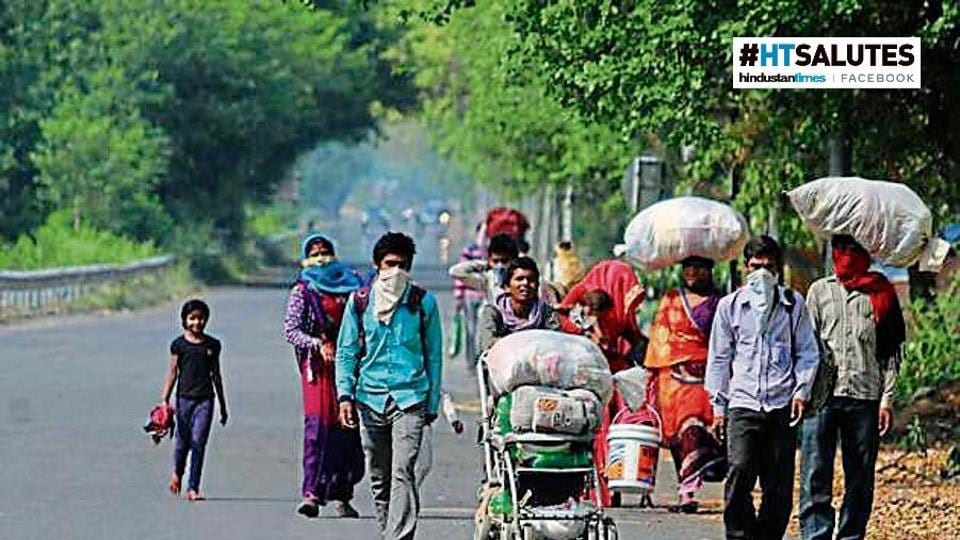 From March 27 to the first week of June, around 3.5 million migrant workers have returned to Uttar Pradesh of which 1 million were from Bundelkhand's districts of Jhansi, Lalitpur, Jaluan, Hamirpur, Banda, Mahoba and Chitrakoot
