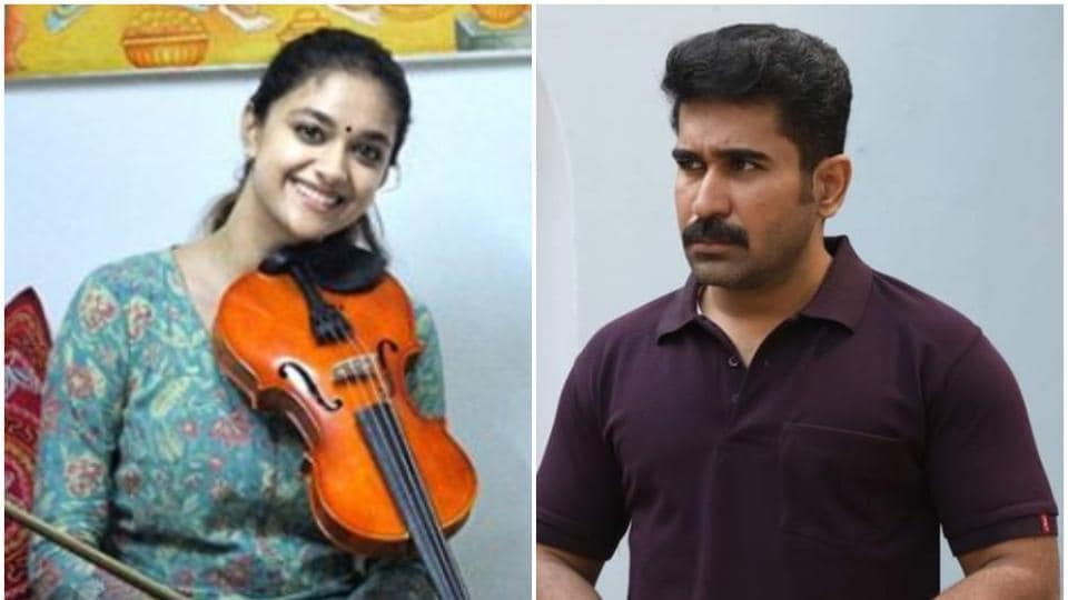 Actors KeerthySuresh and Antony Vijay have reportedly slashed their remuneration.