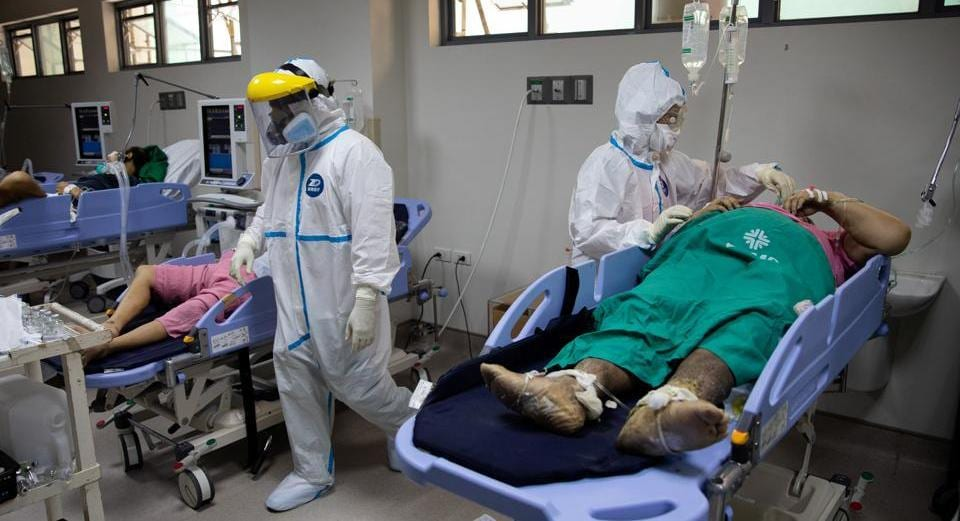 The central government ordered 10,000 of the firm's Covid-19 model ventilators from AgVa Healthcare as part of India's response to the pandemic.