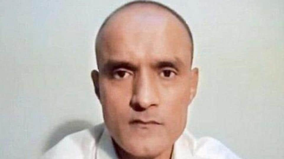 Indian naval officer Kulbhushan Jadhav who has been sentenced to death by a Pakistani military court on charges of 'espionage'.