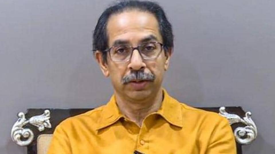 """Chief MInister Uddhav Thackeray called the attack on the """"revered place"""" as """"shocking""""."""