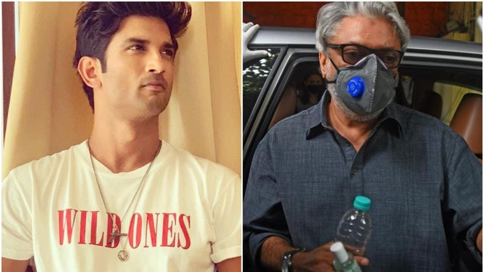 Sanjay Leela Bhansali's statement in the Sushant Singh Rajput case was recorded on Monday.