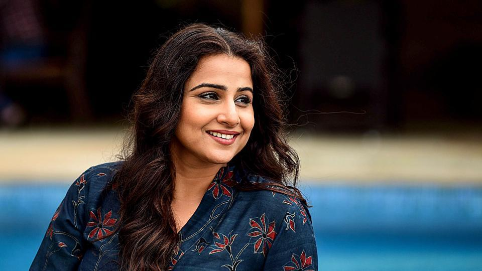Vidya Balan admits that she wasn't hesitant to go back to work, when the brand approached her for the shoot.