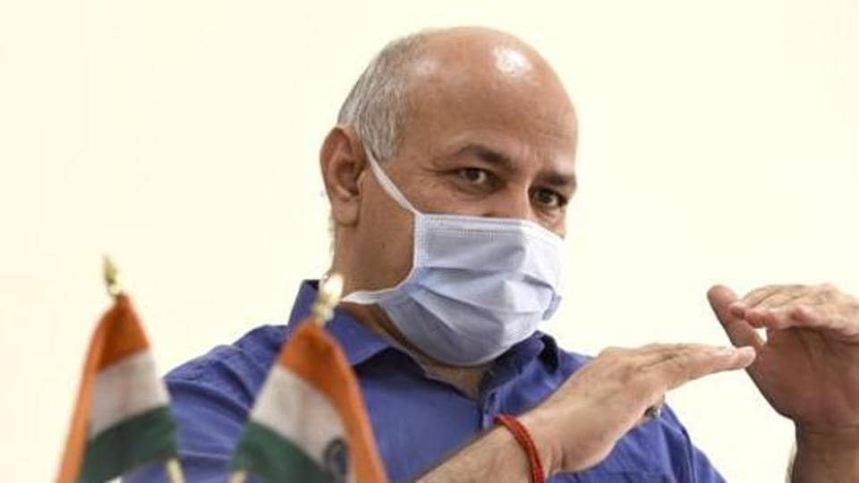 Deputy CM of Delhi Manish Sisodia