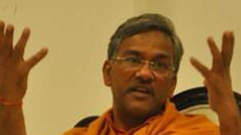 Chief Minister of Uttarakhand Trivendra Singh Rawat announced that the state government would refrain from using any Chinese equipment and devices in state-run projects.