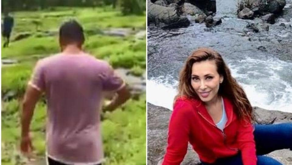 Salman Khan S Bodyguard Shera Shares Video Of Maalik Exploring Panvel Farmhouse Iulia Vantur Posts Pics